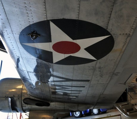 Army Plane – Commemorative Air Force Museum – Mesa, Arizona