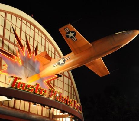 Bell X-1 – California Adventure