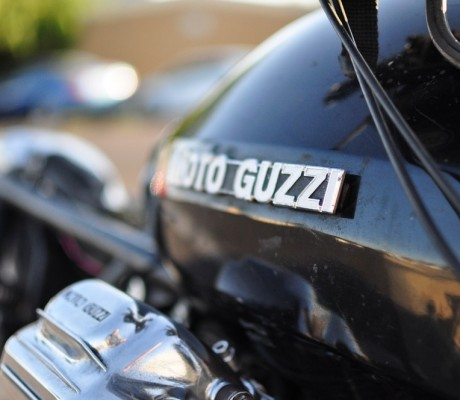 How much did you pay for your bad Moto Guzzi?
